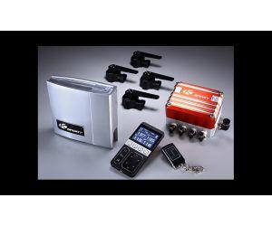 Ksport Airtech Executive Air Suspension System Lexus CT200h 2011-2014