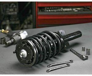 KYB Shocks & Struts Strut Plus Front Right Strut and Coil Spring Assembly 07-11 Nissan Versa