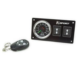 Ksport Airtech Deluxe Air Suspension System Lexus RX330 2003-2009
